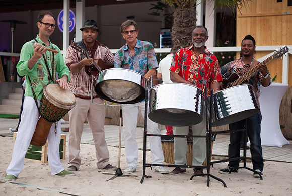 Steel Pan Posse - Steel Drum Band